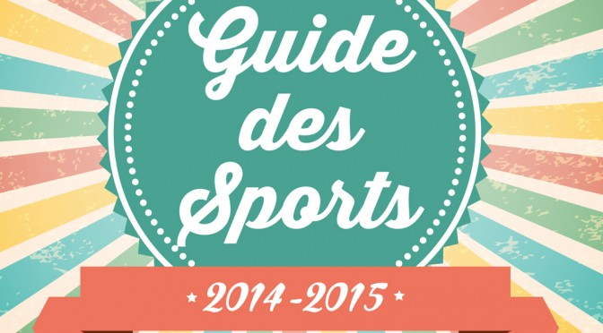 [Guide des Sports] Edition 2014/2015